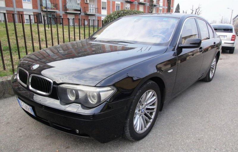 отзывы о BMW 730 e38