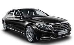 Mercedes-Benz S-class / Luxury